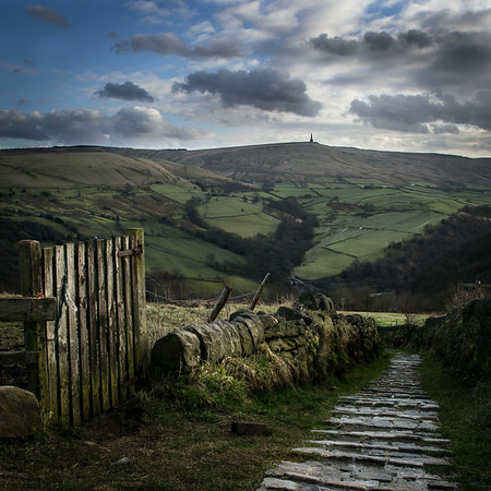 Rolling Hills to Stoodley