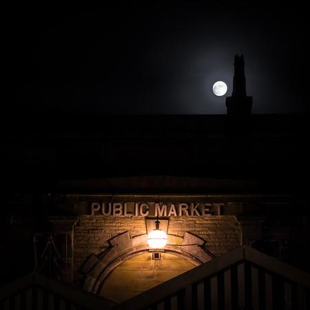 Moon Over Market